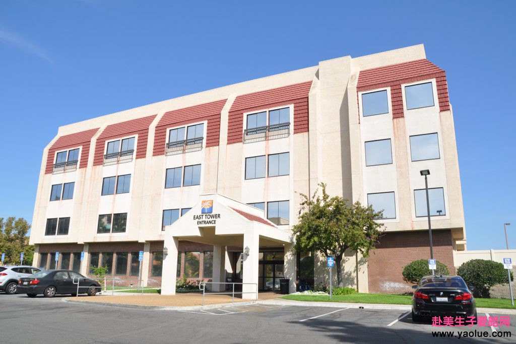 《芳泉谷医院 Fountain Valley Regional Hospital and Medical Center》