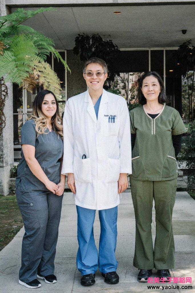 《叶尹之 Dr. Andrew Yeh M.D. FACOG》