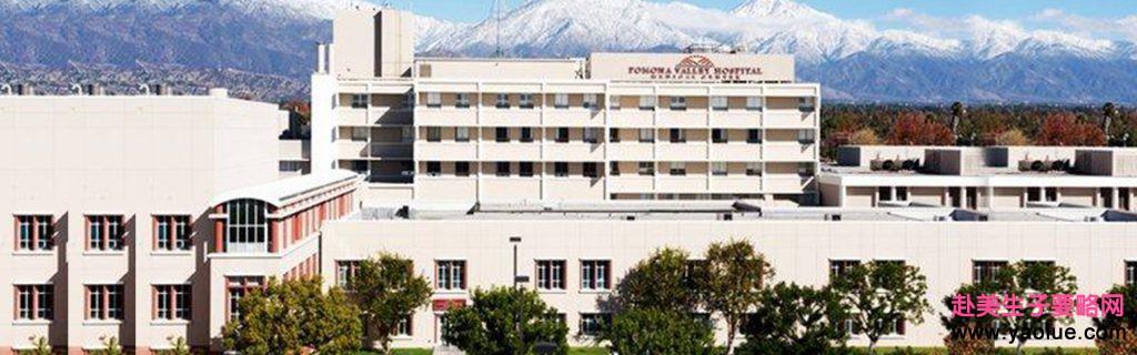 《波莫纳医院 Pomona Valley Hospital and Medical Center》