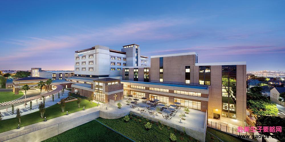 《怀特纪念医院 White Memorial Medical Center》