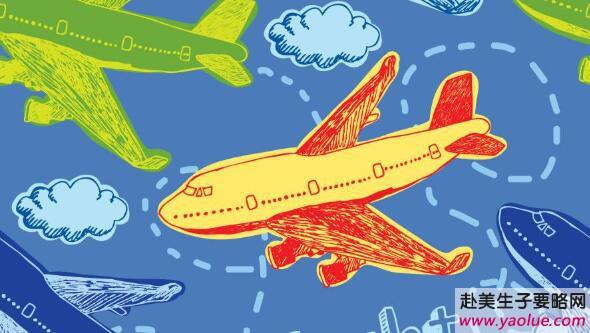 """《赴美生子回国机票改签和预定婴儿机票""""三部曲""""》"""