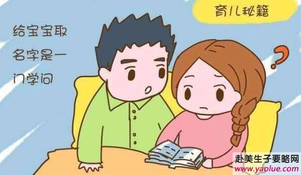 《说一说美宝出生后,没想好名字的后果!(英文+中文名字)》